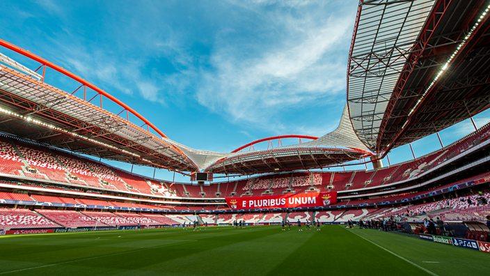 Estadio De Luz, 2018