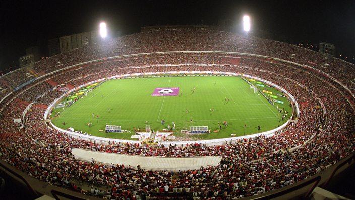 Estadio De Luz, 2001