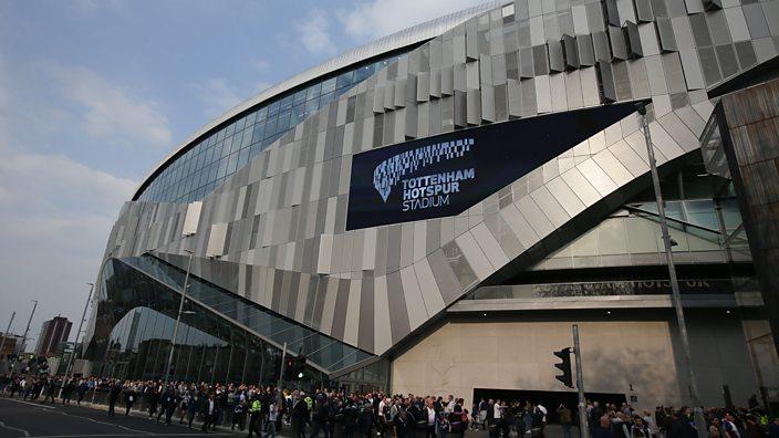 Tottenham Hotspur Stadium, 2019