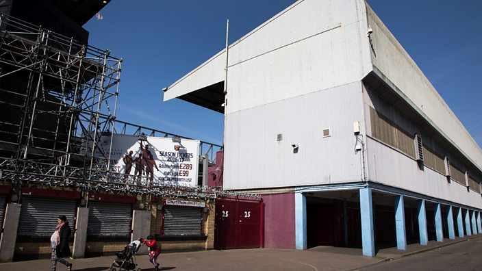 East Stand, Upton Park