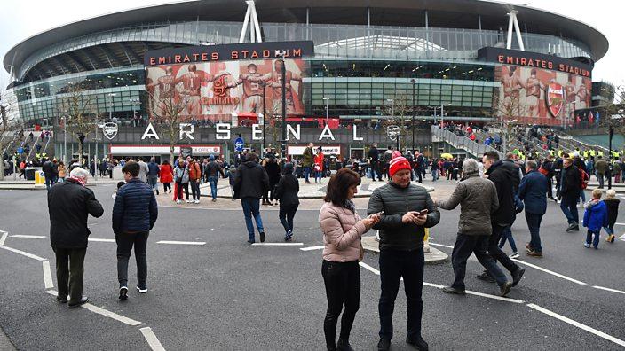 Emirates Stadium, 2018