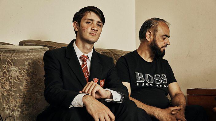 Waleed and father