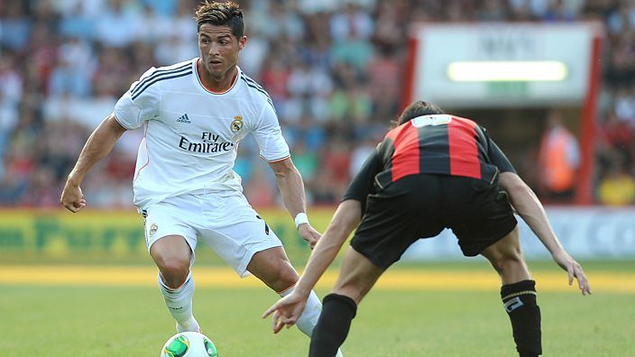 Bournemouth vs Real Madrid