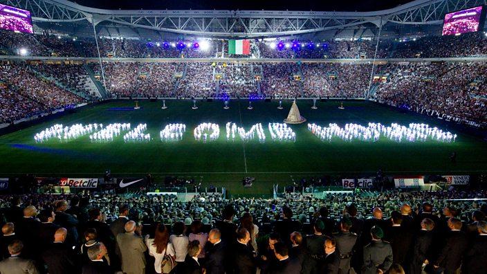 Juventus vs Notts County