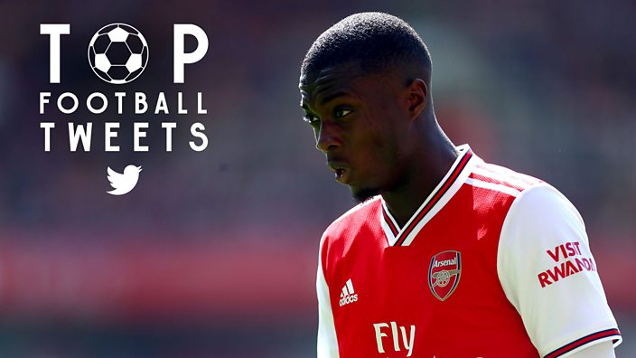 reputable site 76d9e 0f461 Arsenal fans need to adopt this new nickname for Nicolas ...