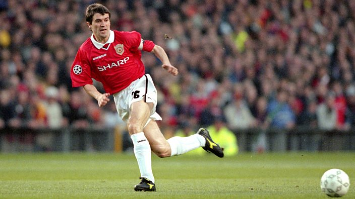 Roy Keane, Champions League, 1999