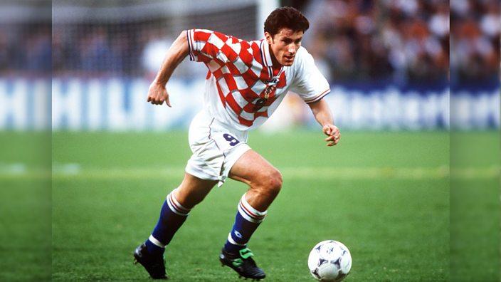 Davor Suker, World Cup: France 1998