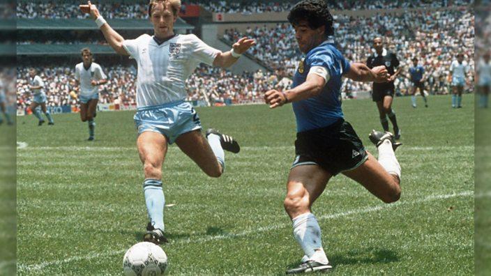 Diego Maradona, World Cup: Mexico 1986, England vs Mexico