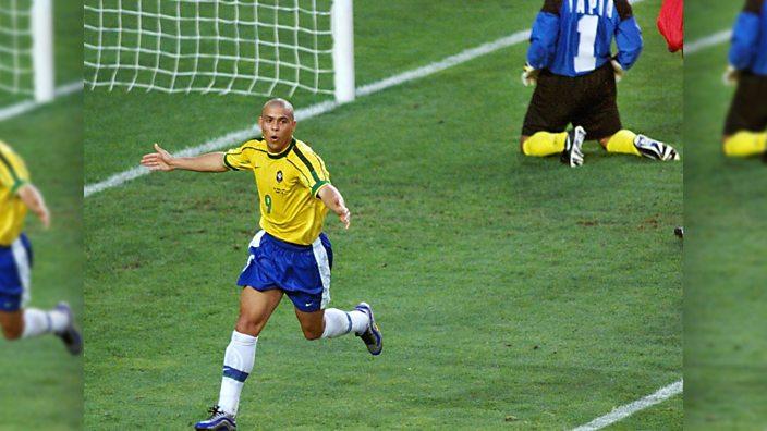 Ronaldo, World Cup: France 1998, Brazil vs Chile