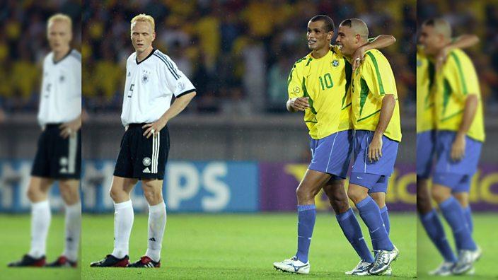 Rivaldo and Ronaldo, World Cup: Korea and Japan, 2002