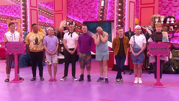 Drag Race UK Episode 2 Queens