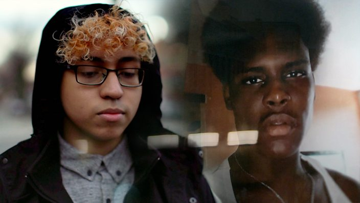 A photo composite of recently convicted killer Abel Cedeno and his victim Matthew McCree