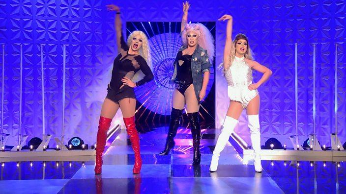 Drag girl group Filth Harmony