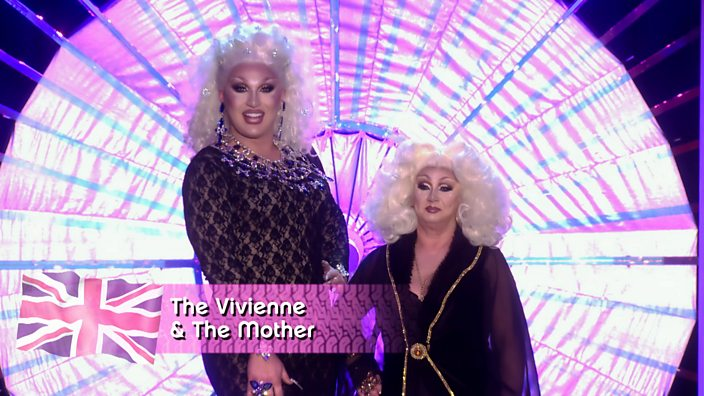 Drag Race UK's The Vivienn...