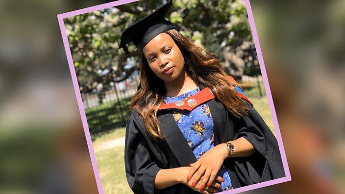 Jerminah's graduation