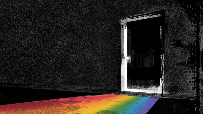 LGBT homeless doorway