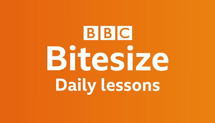 Daily lessons for homeschooling - BBC Bitesize