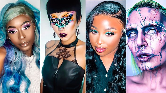 make-up artists