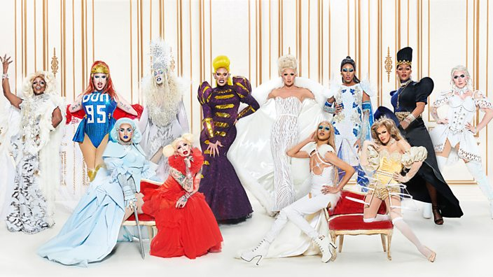 Cast of Canada's Drag Race