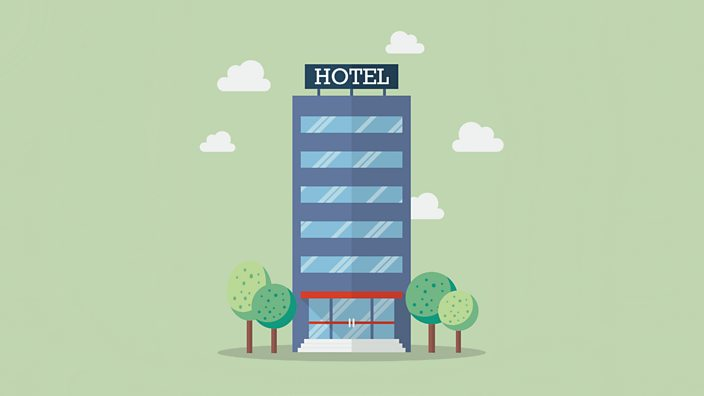 Image of a hotel