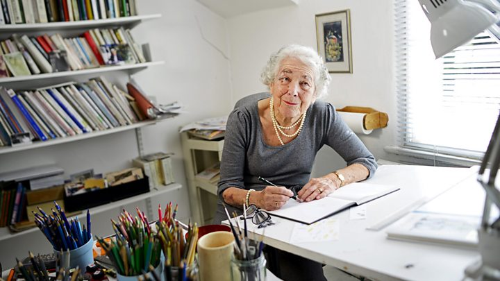 Judith Kerr, children's author, dies aged 95