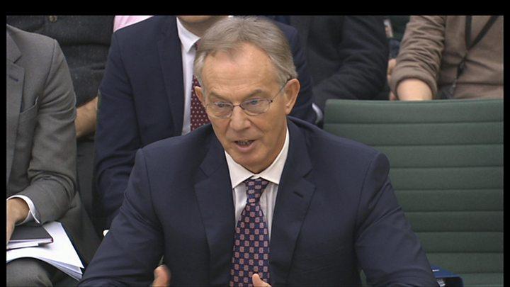 Tony Blair on whether Gaddafi was 'rational'