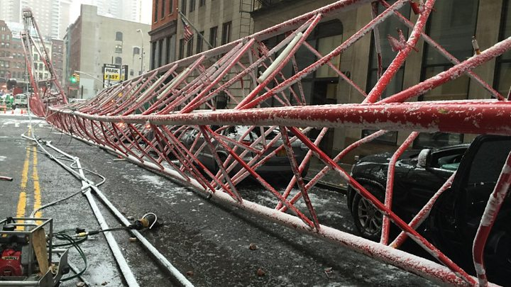 Crane accident fatalities can happen at any time, in any place and state