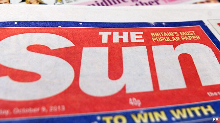 sun s queen brexit headline ruled misleading bbc news