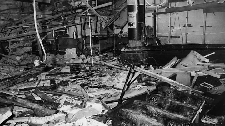 IRA suspect apologises for Birmingham pub bombings that killed 21 people