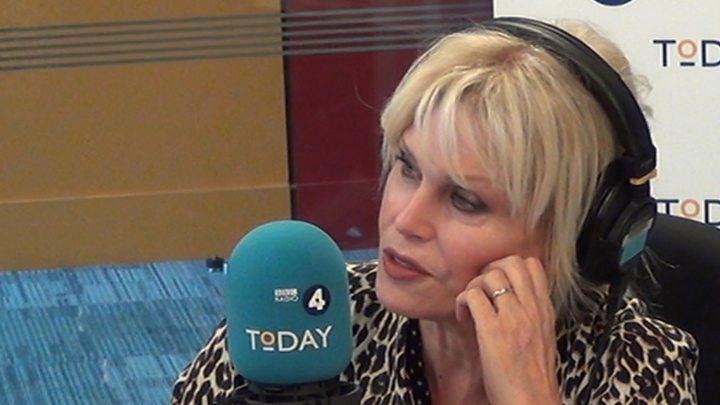 Joanna Lumley to get Bafta Fellowship