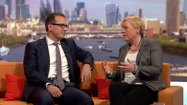Labour leadership: Labour 'too timid' on tax - Owen Smith