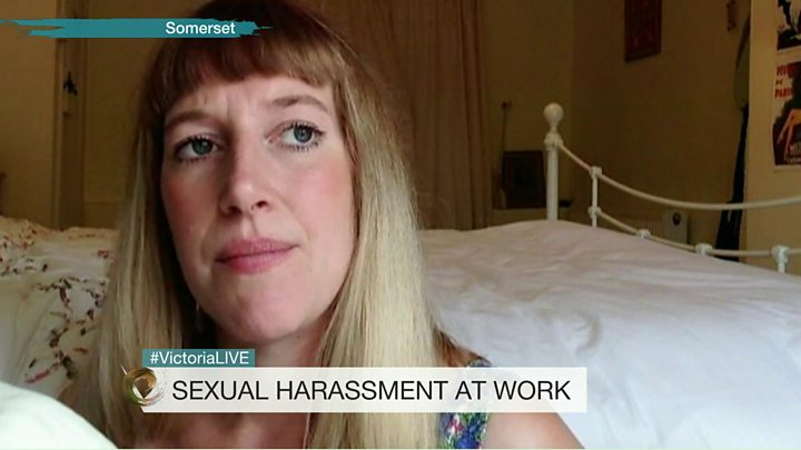 Workplace in the sexual harassment articles on