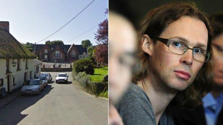 Bebo tycoon michael birch invests in sad state devon village bbc
