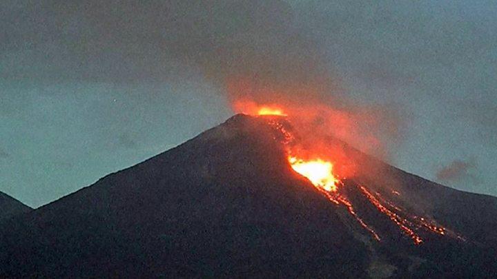 Aumentan a 70 los muertos por erupción en Guatemala