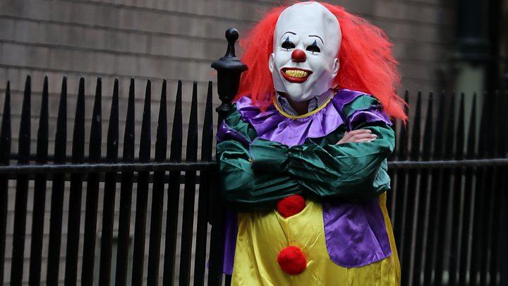 Have we had enough of creepy clowns?
