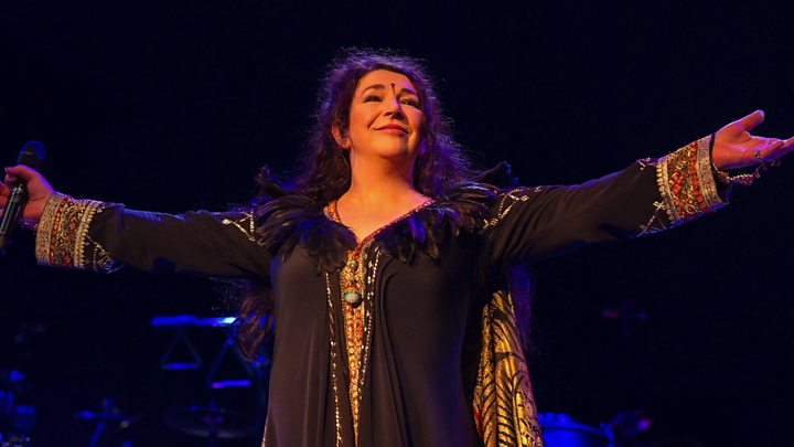Kate Bush speaks exclusively to 6 Music