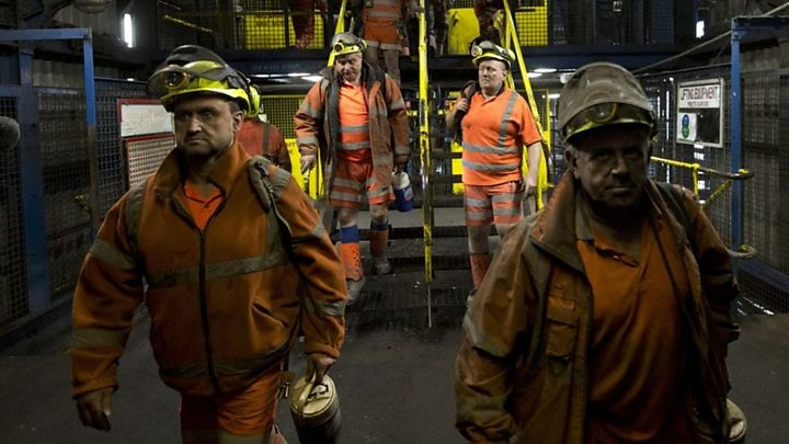 Today in history… end of an era for British miners