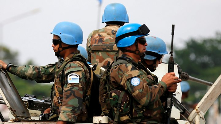 Is peacekeeping working in Africa?