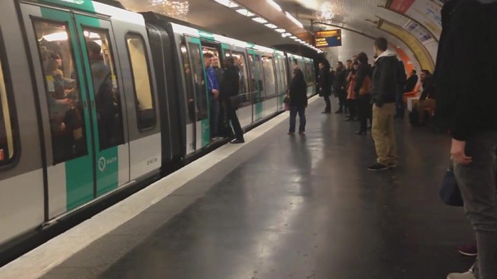 Есть ли в шантарске метро