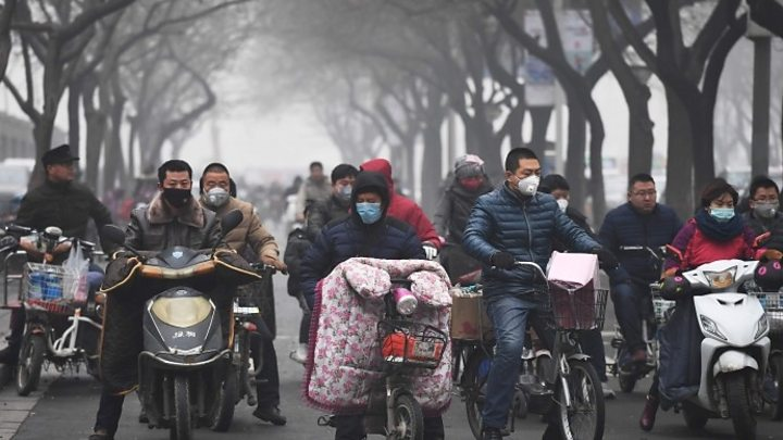 Pollution can permanently damage a child's brain