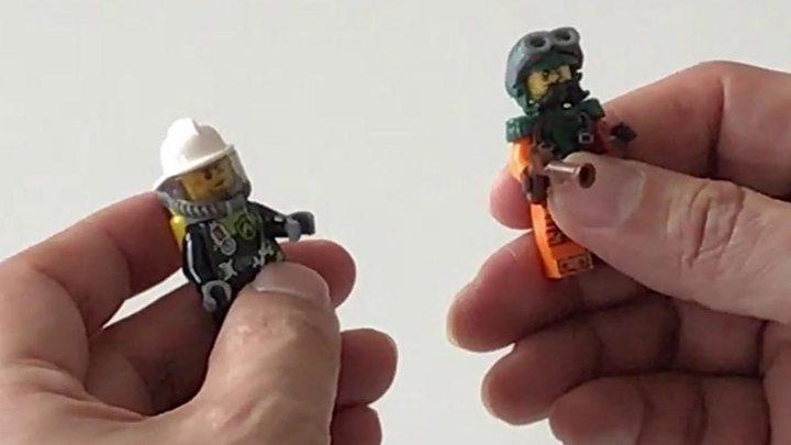 Lego wins landmark copyright case in China