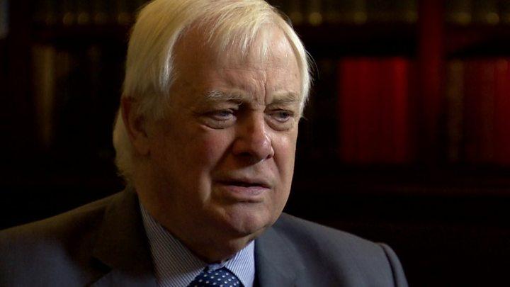 彭定康_英媒:彭定康指责英国为生意出卖国格 - BBC News 中文