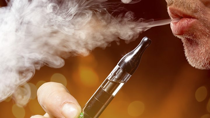 E-cigarette company limits sales of some flavors to discourage underage use