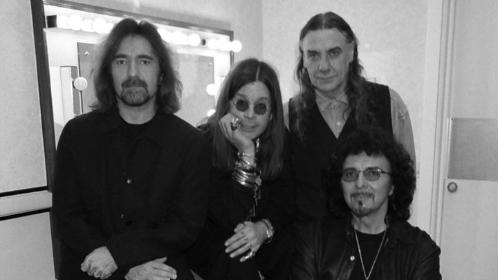 70abf50a Black Sabbath: 'We hated being a heavy metal band' - BBC News
