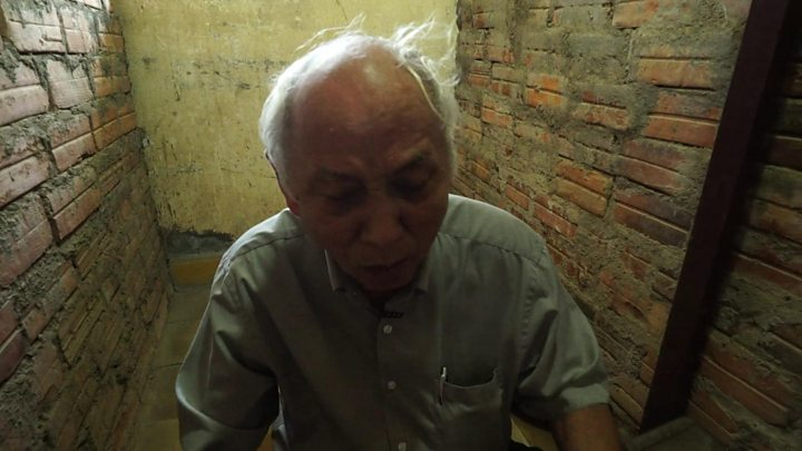Media playback is unsupported on your device                  Media captionI survived Khmer Rouge torture prison