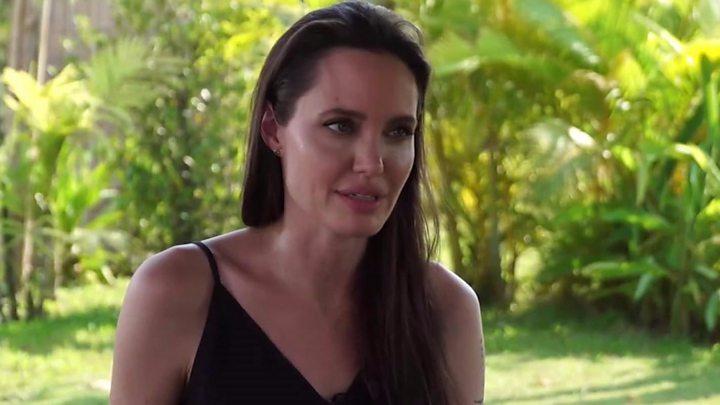 Вийшов трейлер фільму Анжеліни Джолі про геноцид уКамбоджі