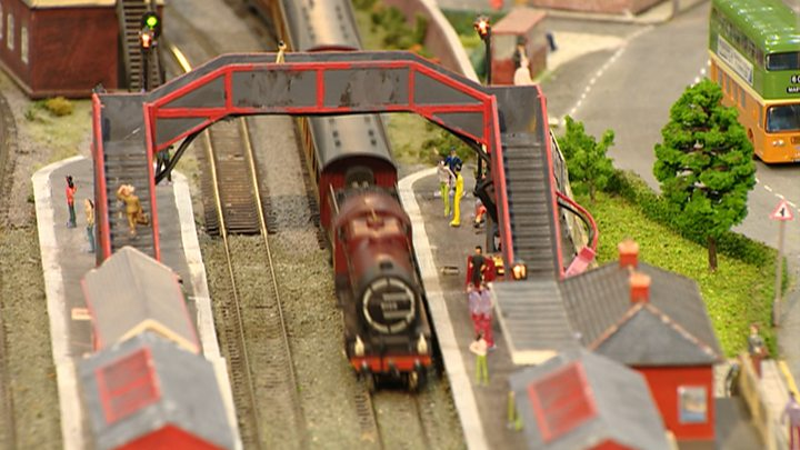 Model railway line planned for Highlands