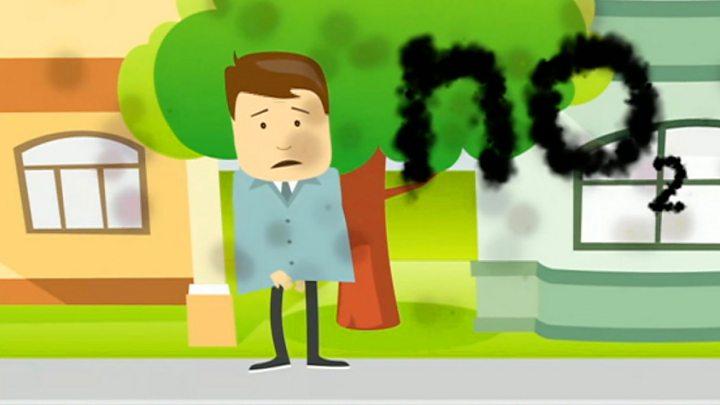 Enfermedades provocadas por la contaminacion del aire