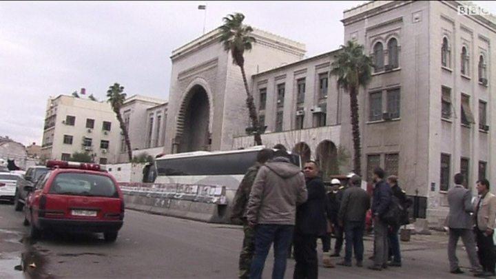 عشرات القتلى في هجوم دام استهدف القصر العدلي في دمشق