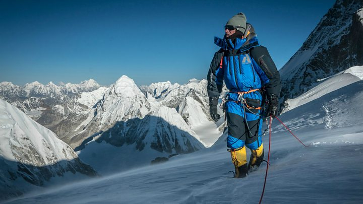 Hillary Step: Mount Everest rock face named after climber collapses